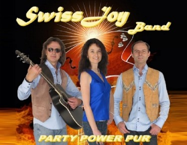 Cover von SwissJoy Band