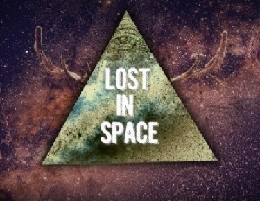 Cover von Lost in Space
